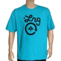 "LRG - T-Shirt ""Core One"" - Turquoise"