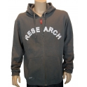 LRG Hoody zippé - Essence - Grey