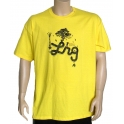 "LRG - T-Shirt ""Core Seven"" - Yellow"