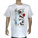 LRG - T-shirt - Differents Tokes - White