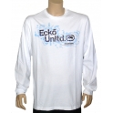 Ecko- T-Shirt a manches longues Shattered Panes - White