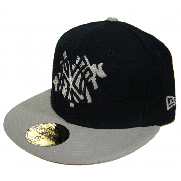 new era new era casquette new york yankees 59fifty over due. Black Bedroom Furniture Sets. Home Design Ideas