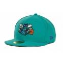 New Era - Casquette Charlotte Hornets - Basic team - HWC - Turquoise